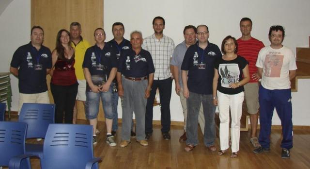 Algunos socios y participantes - AstroAlcalá 2010