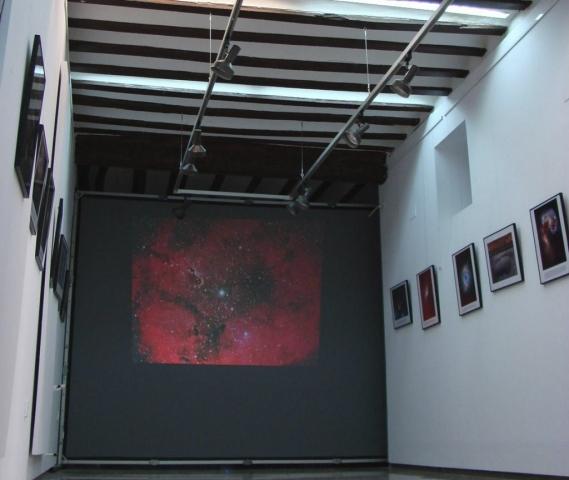 Exposición de Astrofotografía - AstroAlcalá 2010