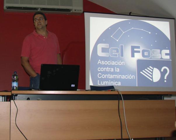 Antonio Cabrera - AstroAlcalá 2010