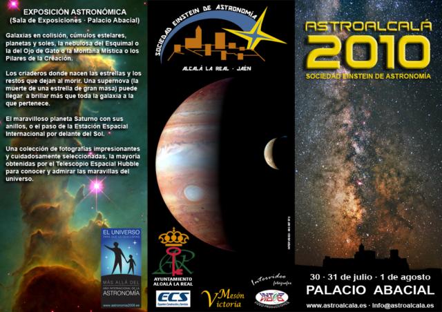 Programa AstroAlcalá 2010