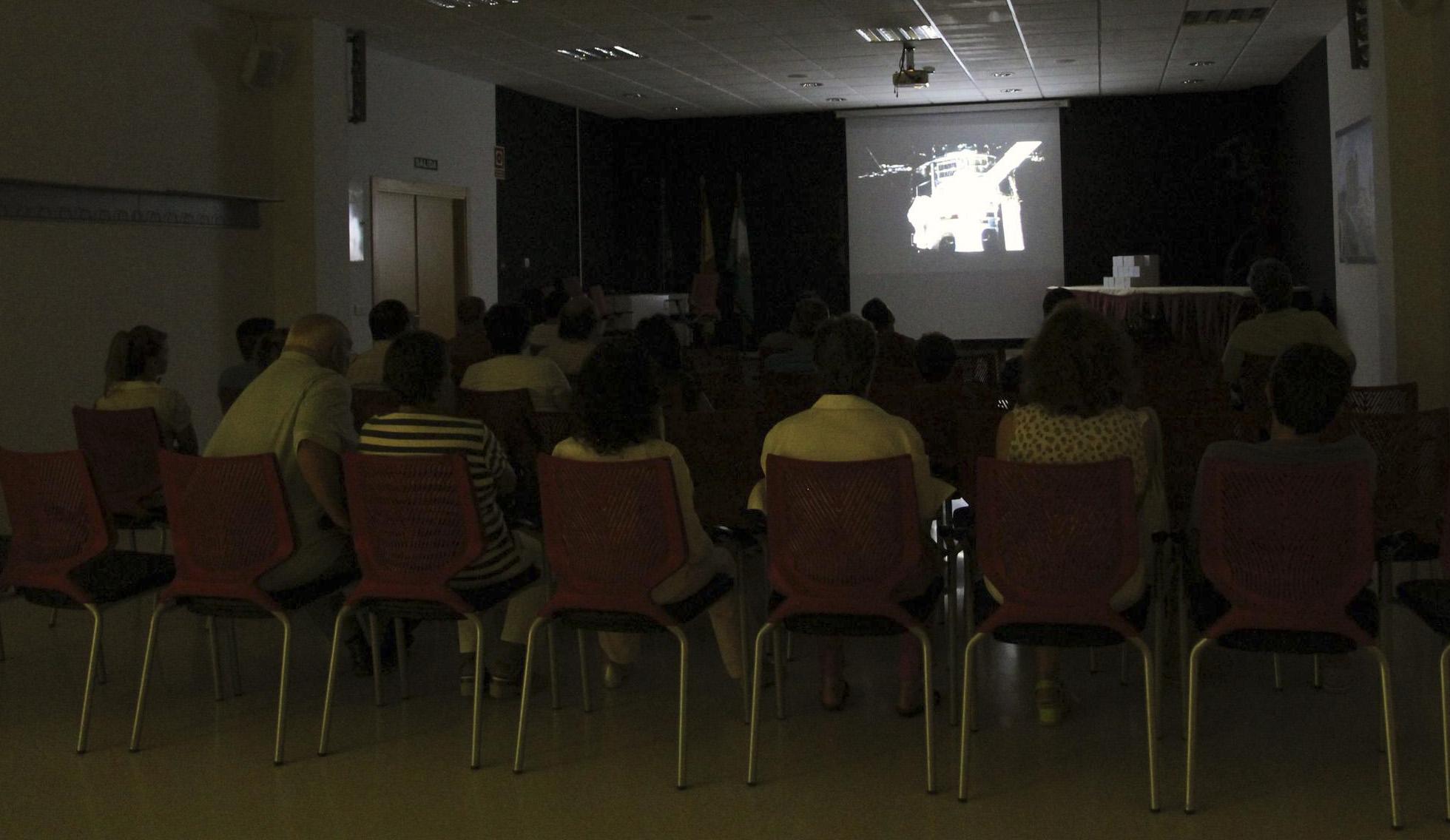 Cine. AstroAlcalá 2011