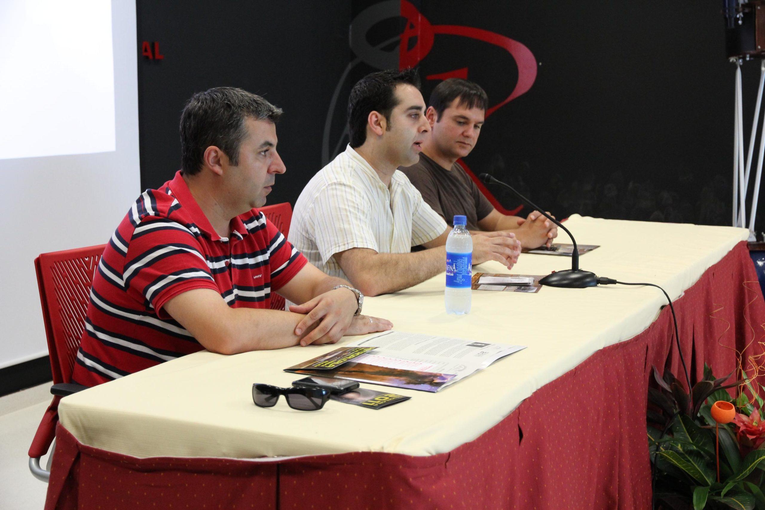 Inauguración - AstroAlcalá 2011