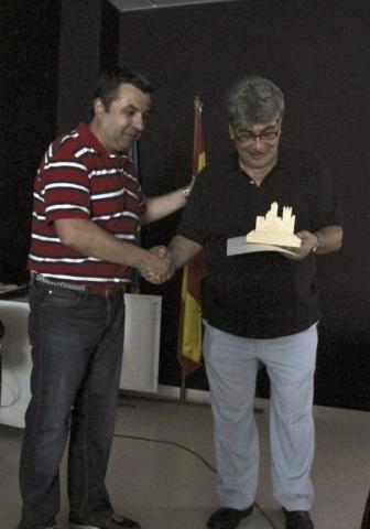 Dr. Emilio Alfaro  - AstroAcalá 2011