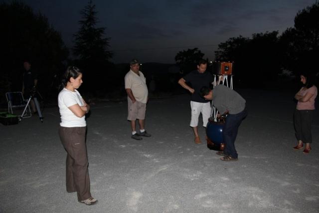 Observación Astronómica - AstroAlcalá 2011