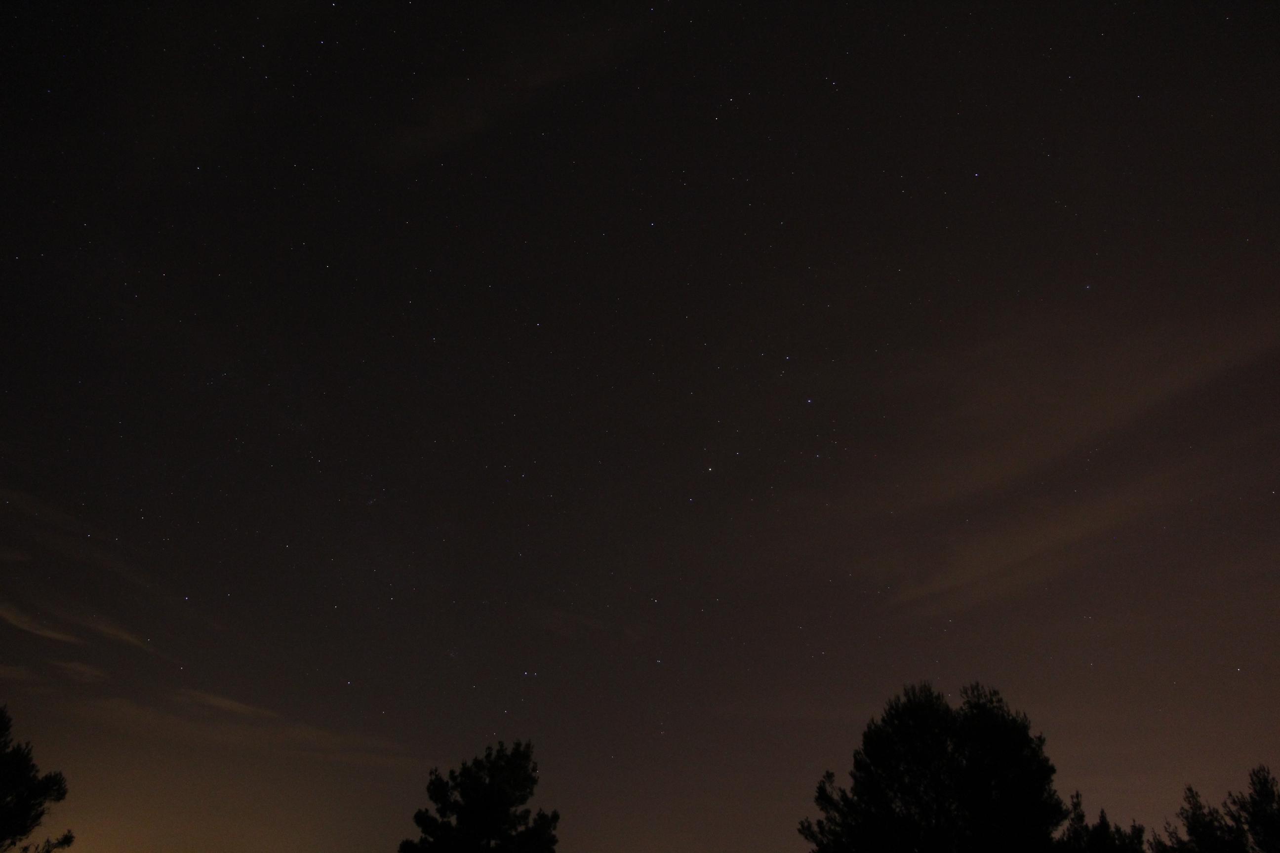 Observación Astronómica (Scorpius) - AstroAlcalá 2011