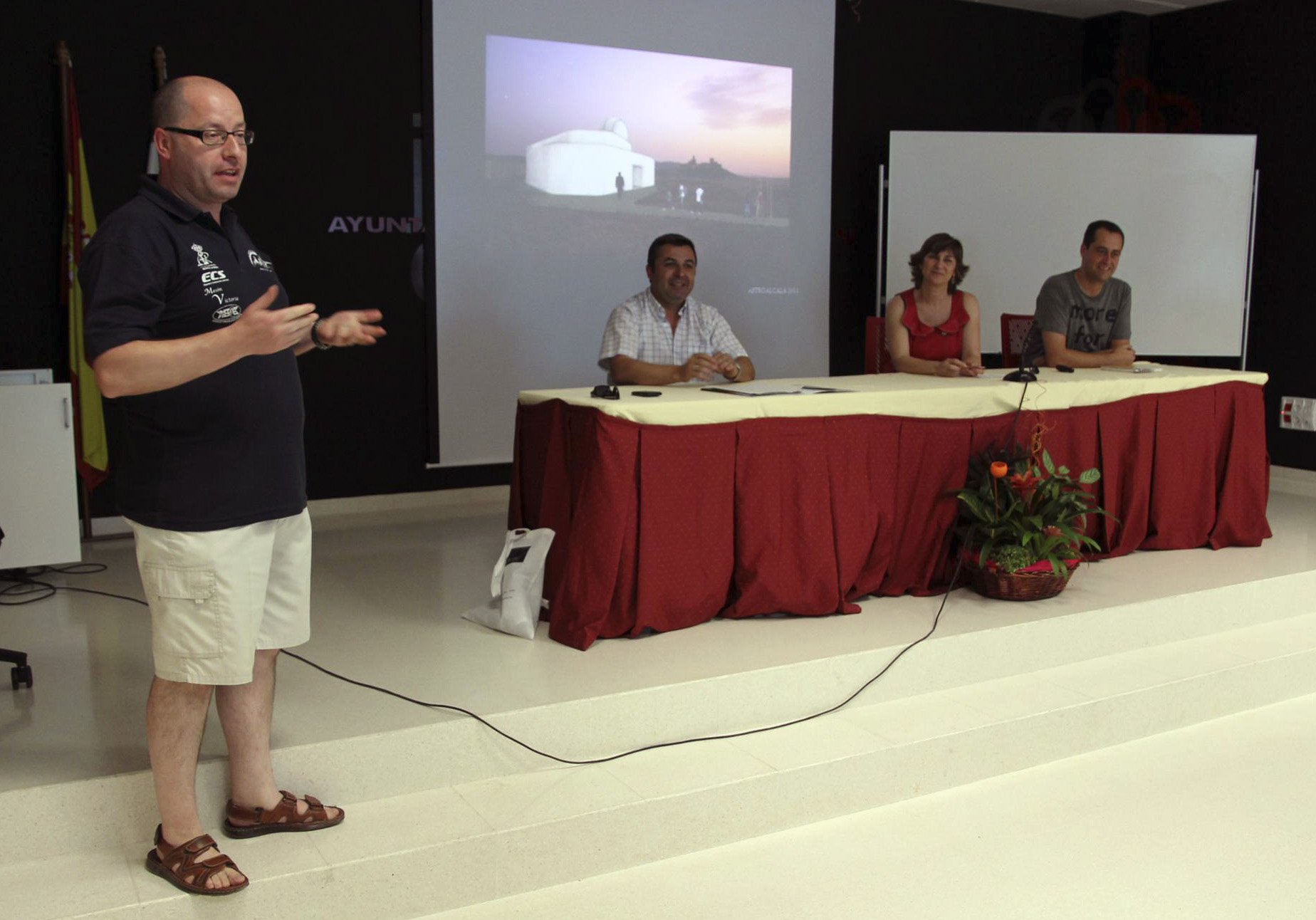 Proyecto Observatorio Astronómico Municipal de Alcalá la Real - AstroAlcalá 2011