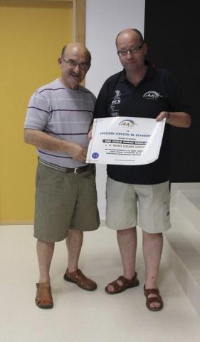 Premio Juan Celilio Álvarez Bergillos - AstroAlcalá 2011