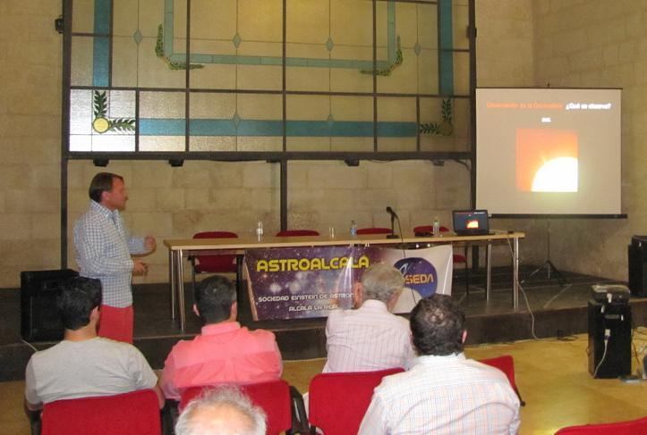 Jesús Carmona - AstroAlcalá 2012