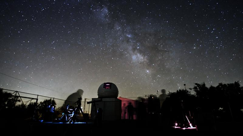 Observación Astronómica - AstroAlcalá 2013