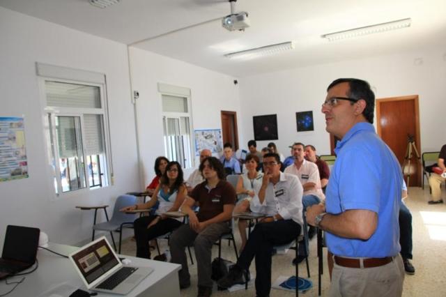 Dr. Josep Martí - AstroAlcalá 2013
