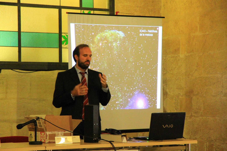 Gian Paolo Candini - AstroAlcalá 2014
