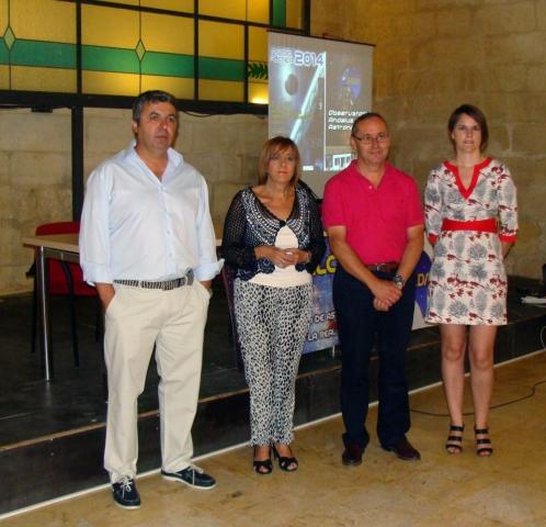 Inauguración - AstroAlcalá 2014
