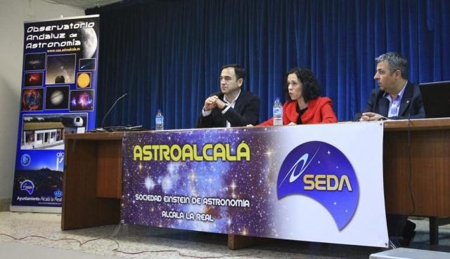 Inauguración - AstroAlcalá 2016