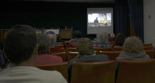 Conexión virtual al Anglo-Australian Telescope - Ángel R. López-Sánchez - AstroAlcalá 2016