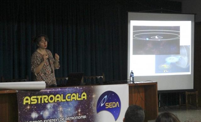 Dr. Luisa Lara - AstroAlcalá 2010