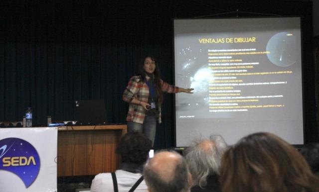 Leonor Ana Hernández - AstroAlcalá 2016