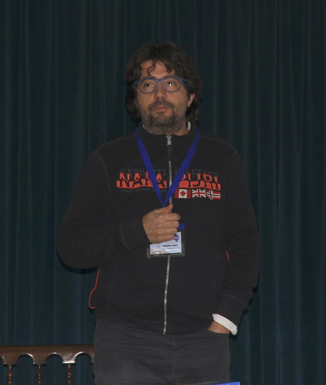 Miguel Abril - AstroAlcalá 2016
