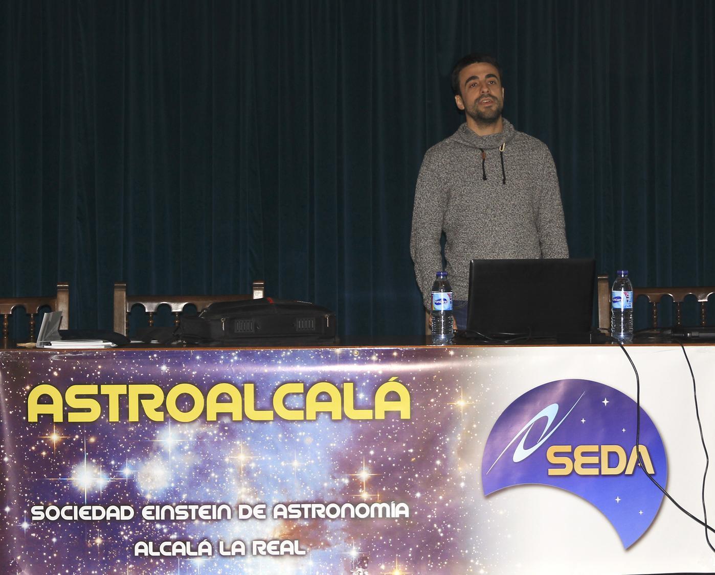 Dr. Tomás Ruiz - AstroAlcalá 2016