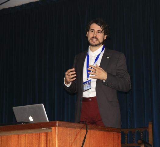 Juan José Urbano - AstroAlcalá 2016