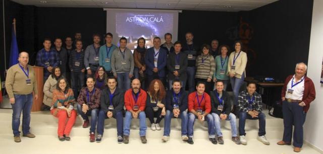 Asistentes - AstroAlcalá 2017