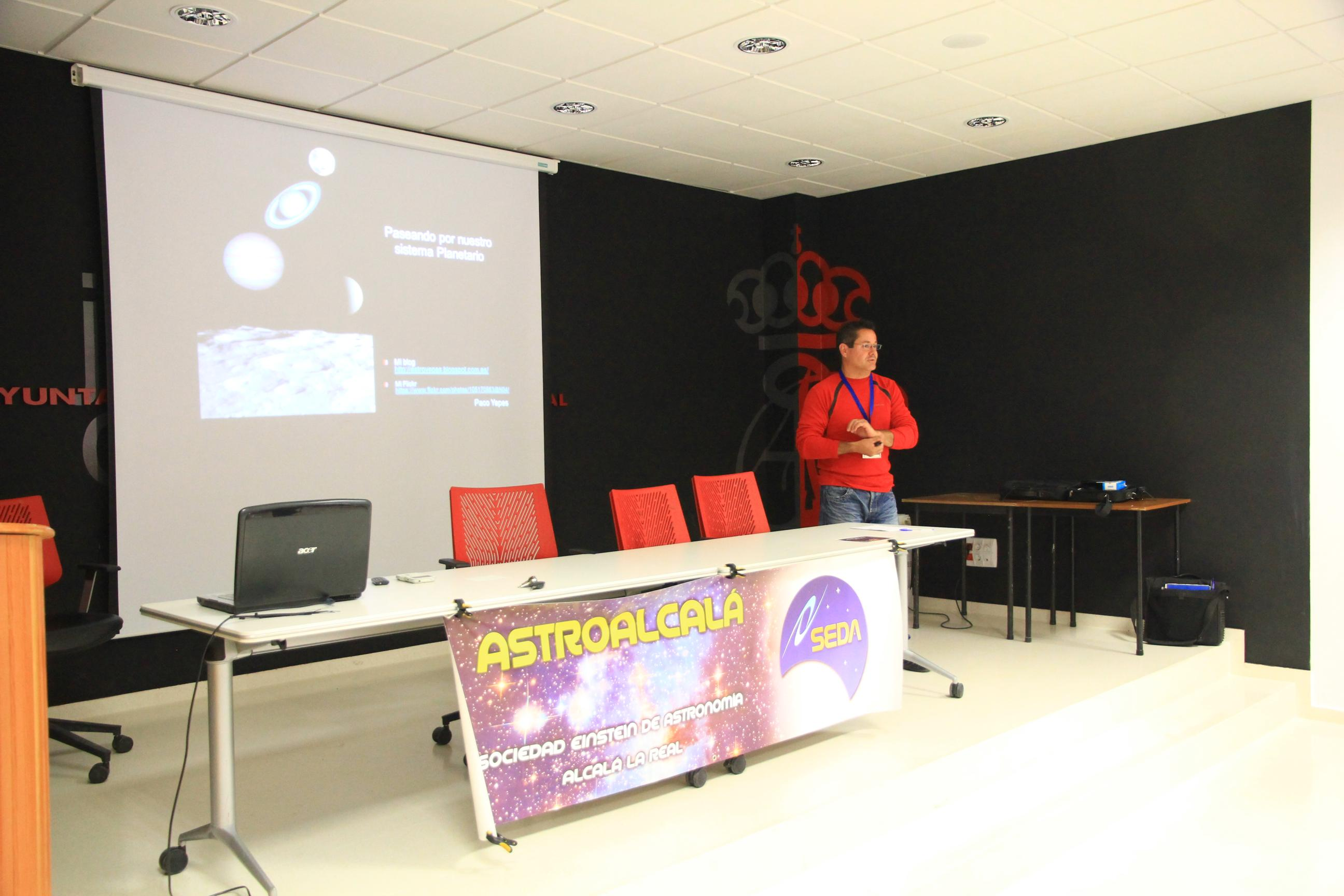 Paco Yepes - AstroAlcalá 2017