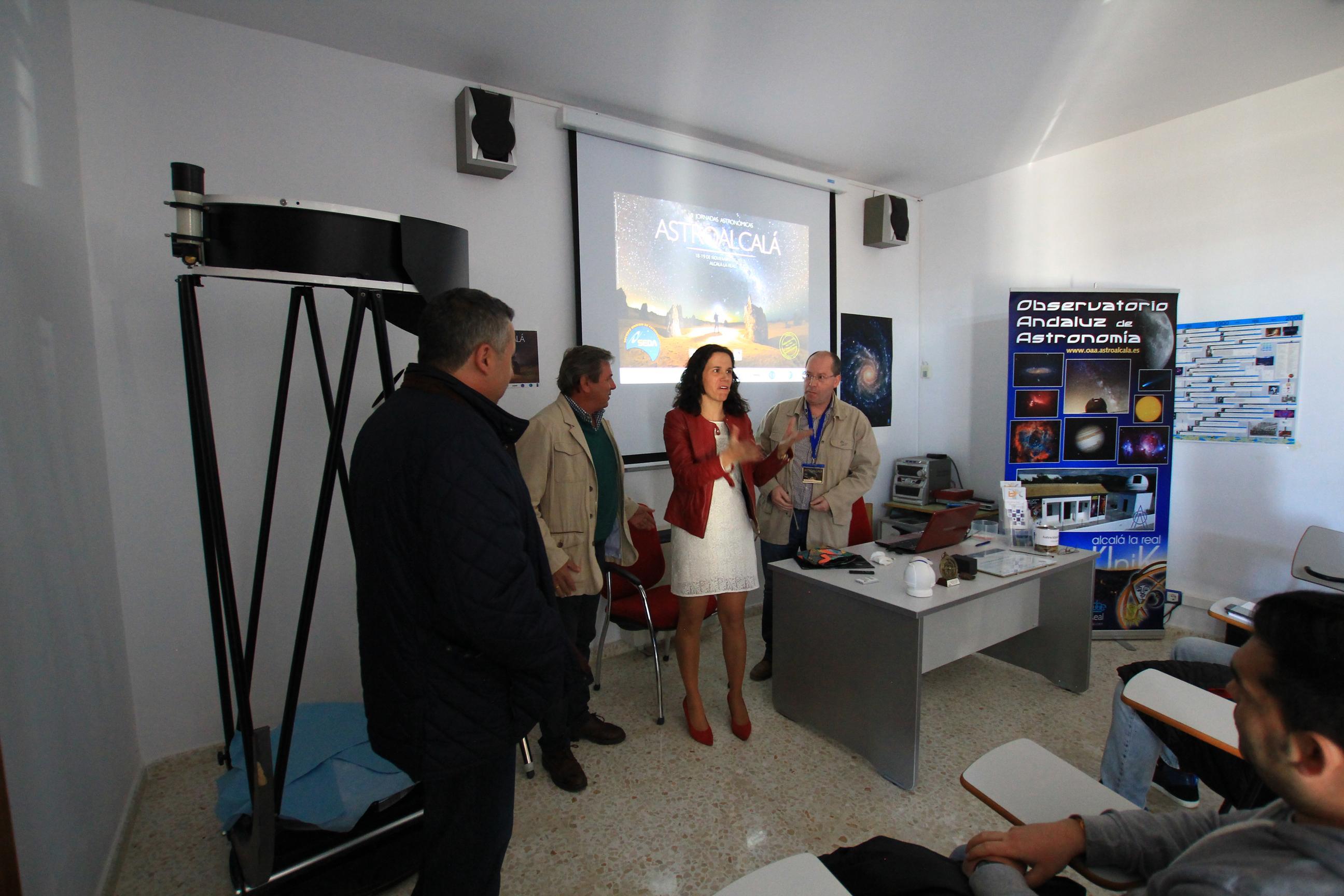 Clausura - AstroAlcalá 2017