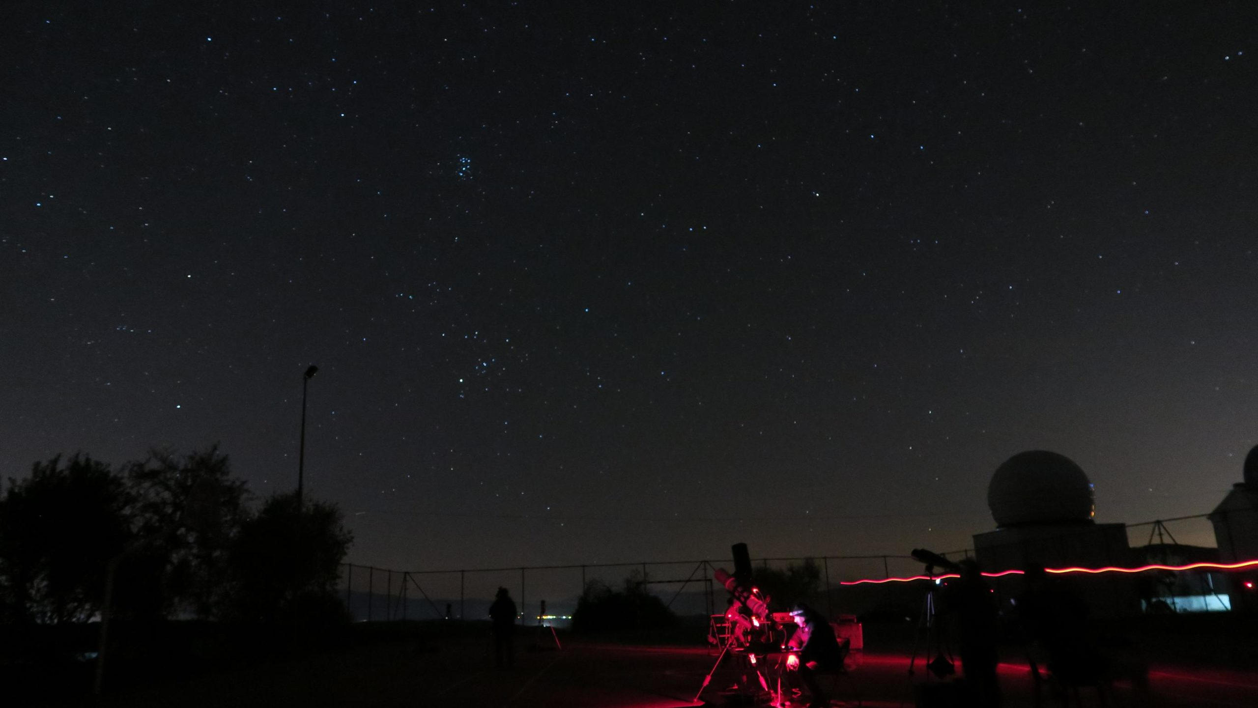 Observación Astronómica - AstroAlcalá 2017