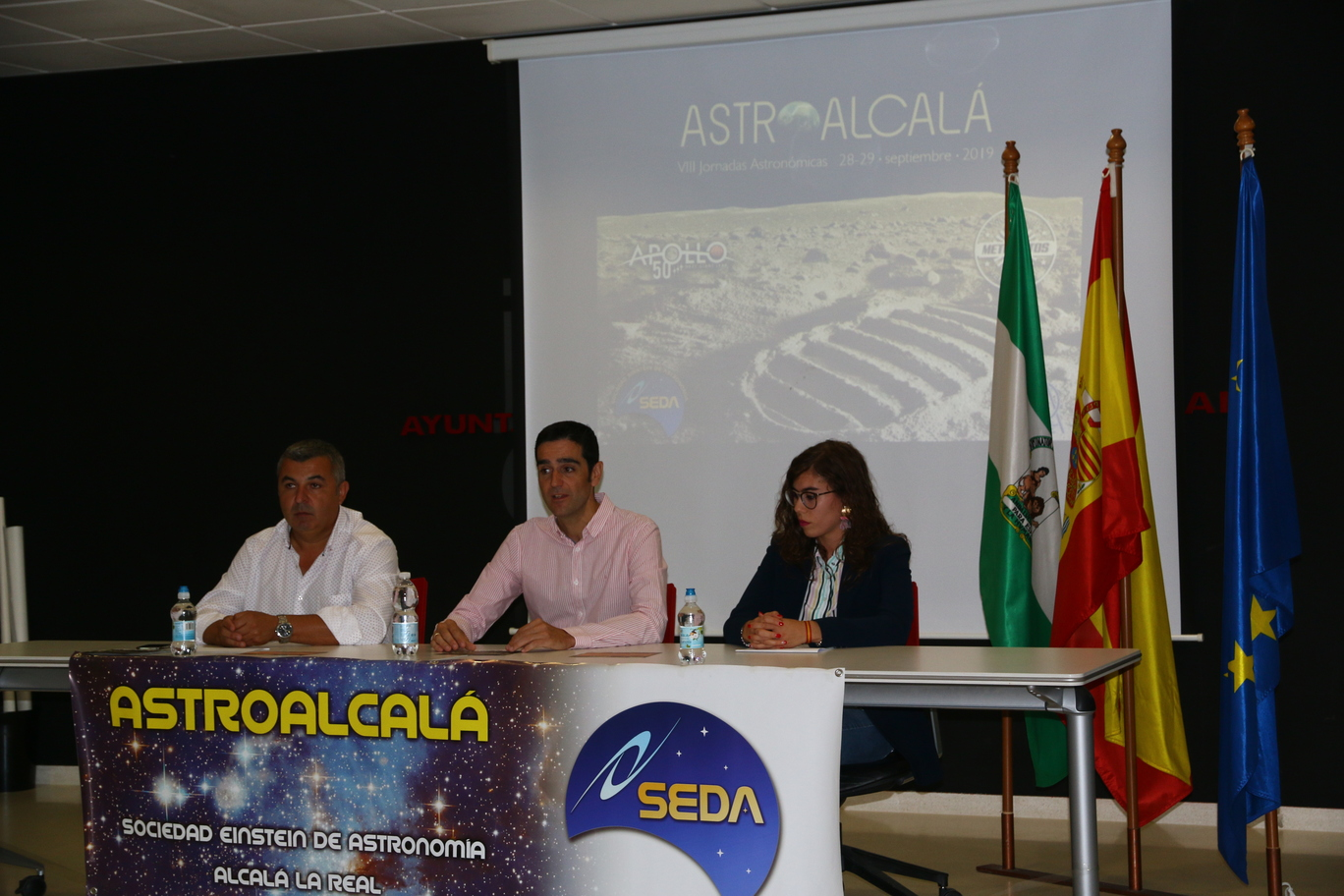 Inauguración - AstroAlcalá 2019