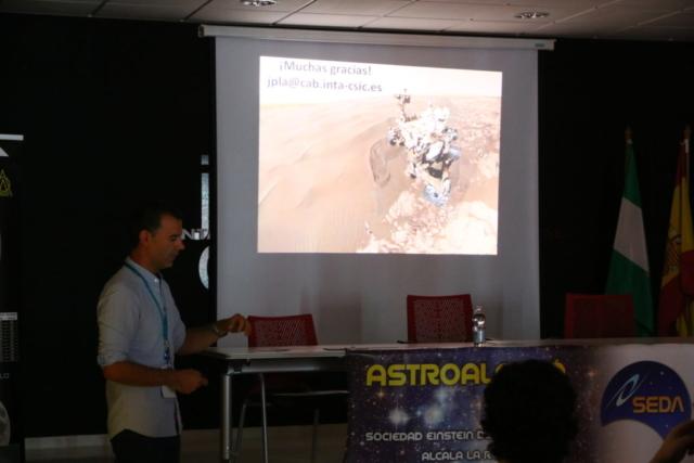 Jorge Pla-García - AstroAlcalá 2019
