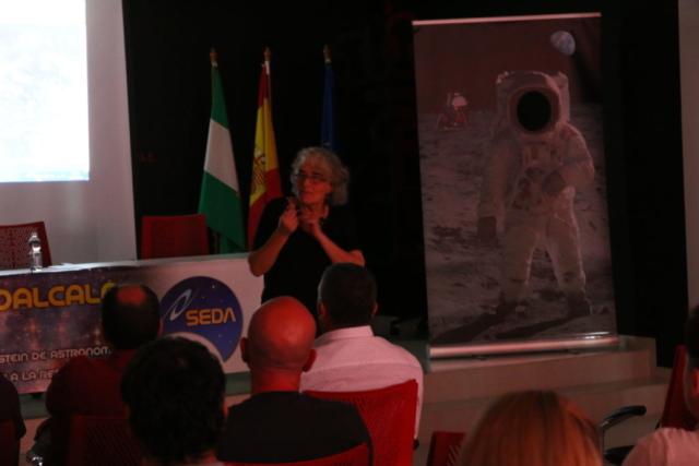 Gloria Jódar - AstroAlcalá 2019