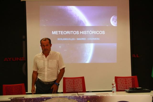 José Antonio Sánchez - AstroAlcalá 2019