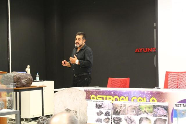 Emilio Gilabert - AstroAlcalá 2019