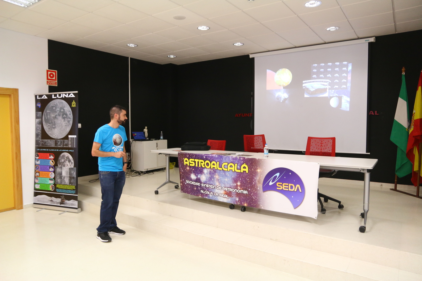 Nahúm Méndez - AstroAlcalá 2019