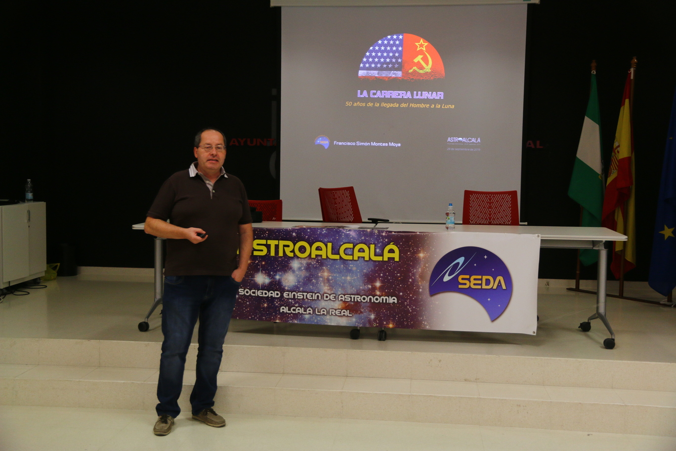 Francisco Montes - AstroAlcalá 2019